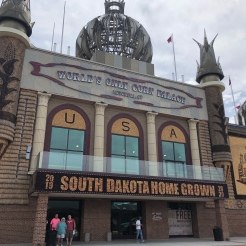The Corn Palace, Mitchell SD